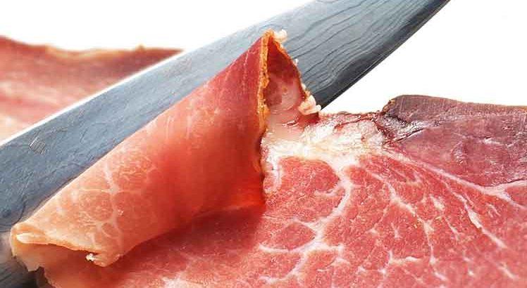 Gekookte Andijvie met Ham